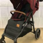 Kinderkraft-Buggy-Stroller-Grande-2020-Pram-Large-and-Comfortable-Burgundy-284060663370