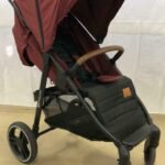 Kinderkraft-Buggy-Stroller-Grande-2020-Pram-Large-and-Comfortable-Burgundy-284060663370-2