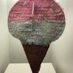 Pinata-Ice-Cream-Cone-60-40-Cm-Baubles-500-Gr-Hanging-Ribbon-284010577533
