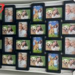 Relaxdays-Picture-Frame-for-24-Photos-Individual-Photo-Collage-59-x-86-Black-284013096603