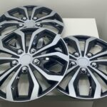 Cartrend-Daytona-3-x-Hub-Caps-Black-Silver-14-Inches-284061274206