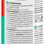 Ramsauer-440-Natural-Stone-1K-Silicone-Sealant-310-ml-Cartridge-440-284011945636-2