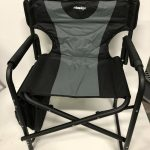 Relaxdays-Director-Folding-Camping-Chair-with-Cooler-110-kg-Black-Steel-284037743286