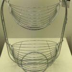 Versa-10370498-Fruit-Basket-3-Tier-Chrome-Plated-Fruit-Bowl-Steel-284051948247