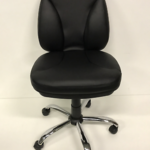 Office-Hippo-Office-Chair-Height-and-Tilt-Adjustable-PU-Leather-Black-284048282789
